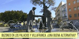 Buzoneo en Los Palacios y Villafranca